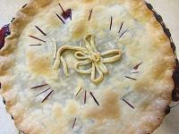 Blackberry Pie with Lemon Recipe from Healthy Diet Habits
