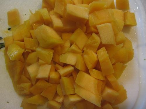 Acorn Squash Soup Veggie