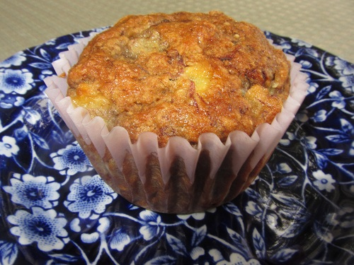 Dairy and Egg Free Banana Muffin