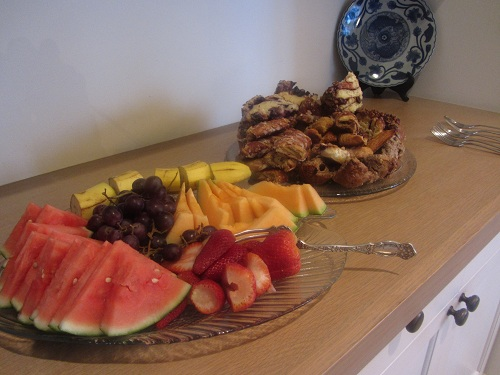 Food serving styles