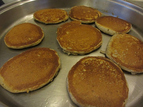 Buckwheat Pancakes Recipe from Healthy Diet Habits