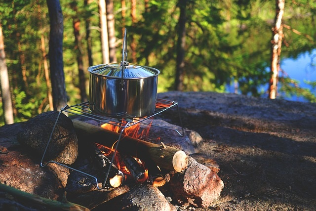Survival Cooking Tips in an Emergency by Healthy Diet Habits