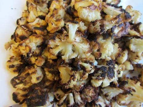 Roasted Cauliflower - Roasted Vegetables Recipe