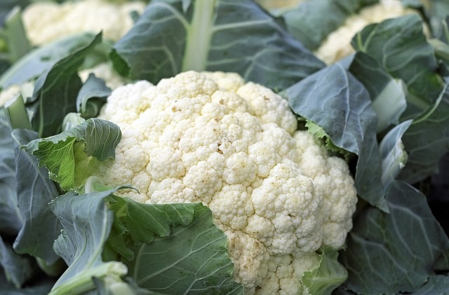Cauliflower Info/Tips from Healthy Diet Habits