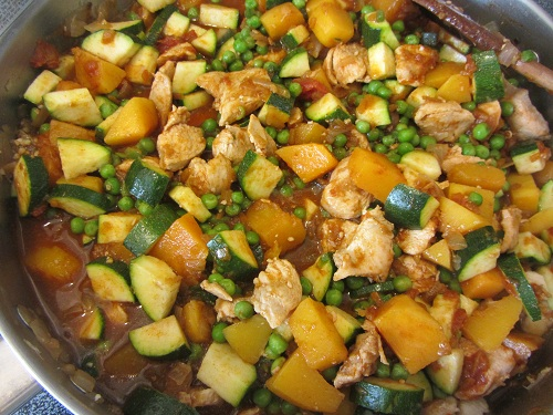 Chicken Curry with Vegetables Recipe