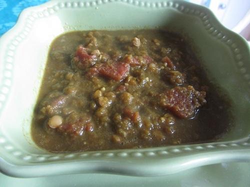 Crockpot Refrigerator Soup