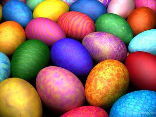 Easter eggs - photo courtesy of Lake Tahoe's Alive on Facebook