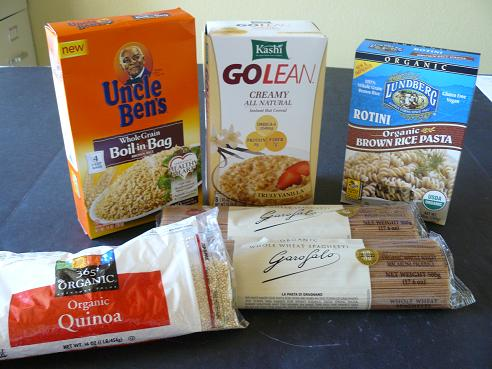 Grains - Healthy Eating Tips from Healthy Diet Habits