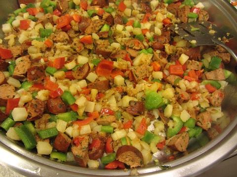 Simple Hash Recipe by Healthy Diet Habits