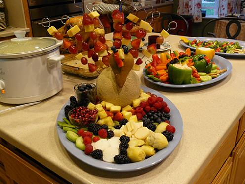 Planning Healthy Holiday Meals - info. by Healthy Diet Habits.