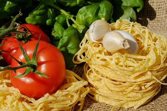 Generic Quick Pasta Recipe and Tips from Healthy Diet Habits