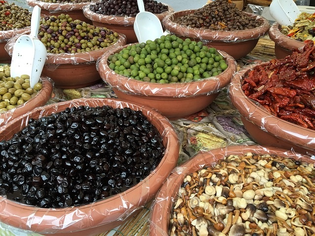 Mediterranean Food Guidelines and Info from Healthy Diet Habits