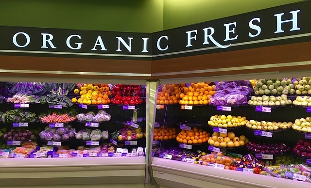 Organic Foods are a hot topic these days-Tips from Healthy Diet Habits