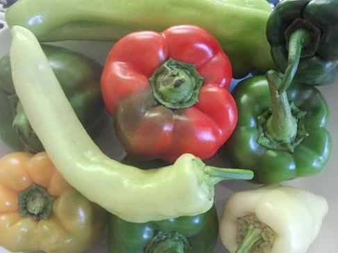 Bell Peppers - Tips from Healthy Diet Habits
