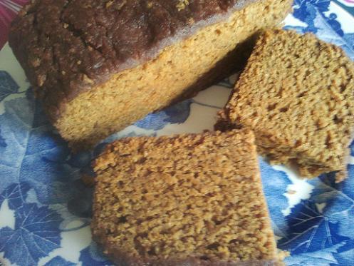 Healthy Pumpkin Bread Recipe by Healthy Diet Habits