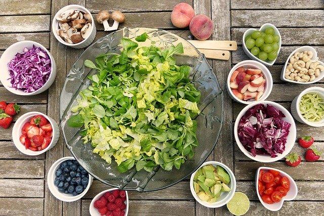 Vegetable Guidelines