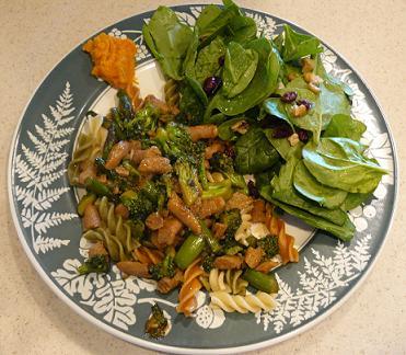 Vegan Veggie Stirfry - Recipe By Leigh Storz