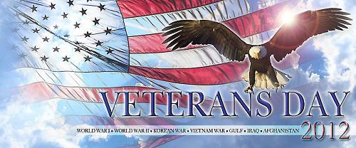 Veterans Day - Artwork by Elonzo Coleman