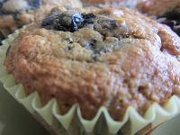 Healthy Blueberry Muffins from Healthy Diet Habits