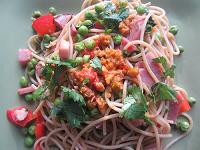 Ham Pasta from Healthy Diet Habits
