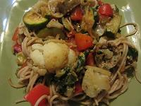 Seasonal Vegetable Pasta Recipe by Healthy Diet Habits