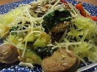 Spaghetti Squash Recipe by Healthy Diet Habits