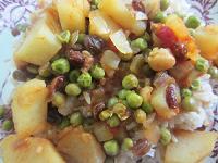 Vegetarian Curry Recipe