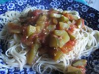 Vegetarian Spaghetti by Healthy Diet Habits