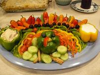 Thanksgiving Tips and Recipes by Healthy Diet Habits - Veggie Turkey
