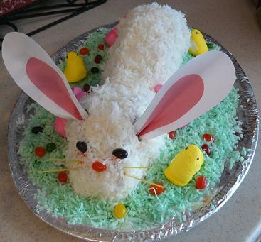 Easter Cake made by Amanda Smith