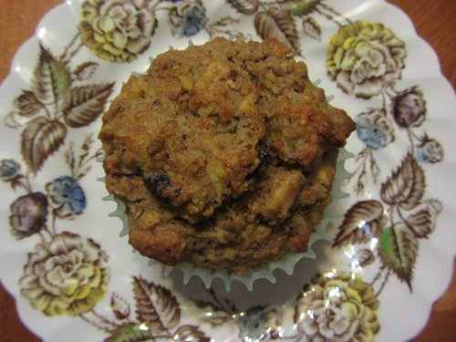 Apple Muffin from Healthy Diet Habits