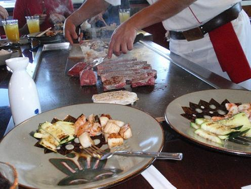 Restaurant Substitutions - Tips from Healthy Diet Habits