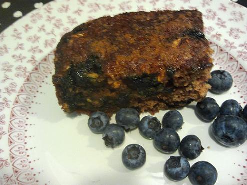 Blueberry Breakfast Cake Recipe