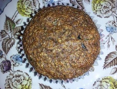 Bran Flax Muffin Recipe from Healthy Diet Habits