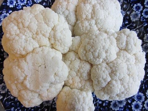 Cauliflower Tips from Healthy Diet Habits