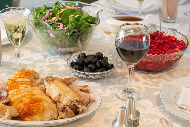 Thanksgiving Recipes - Tips from Healthy Diet Habits