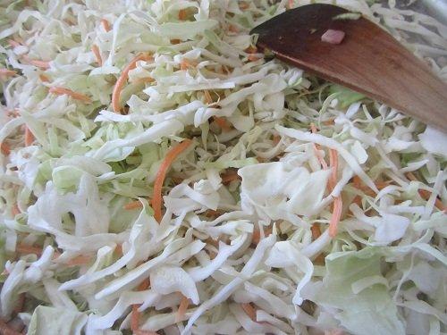 Ham Cabbage Pasta