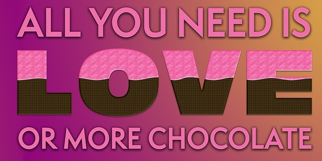 Chocolate is a Healthy Diet habit that has many benefits!
