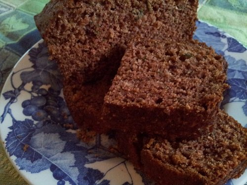 Food Substitutions Light Zucchini Bread