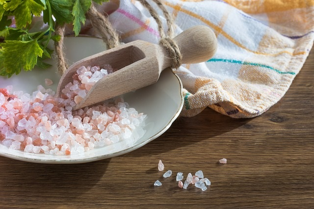Salt - Info. from Healthy Diet Habits