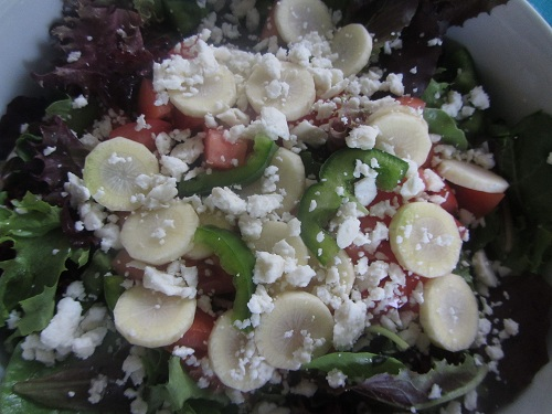 Seasonal Food Tips from Healthy Diet Habits - Seasonal Salad