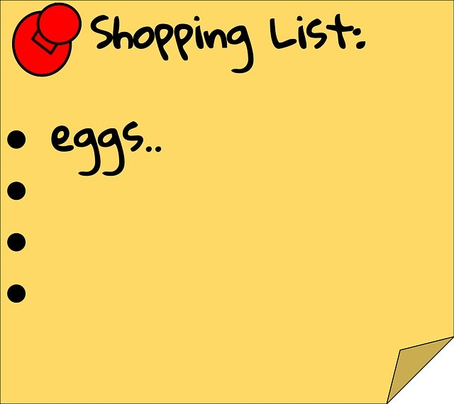 Healthy Grocery List by Healthy Diet Habits