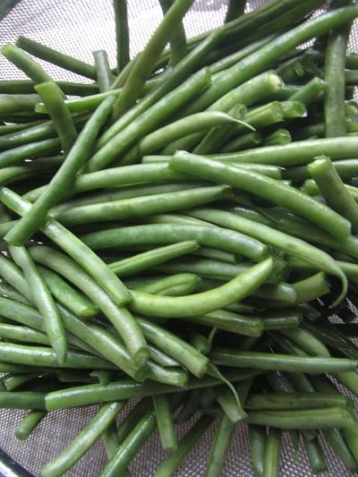 Yakisoba Green Beans